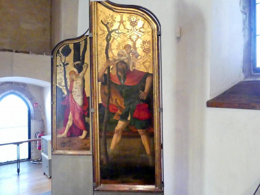 Hl. Christophorus, um 1510