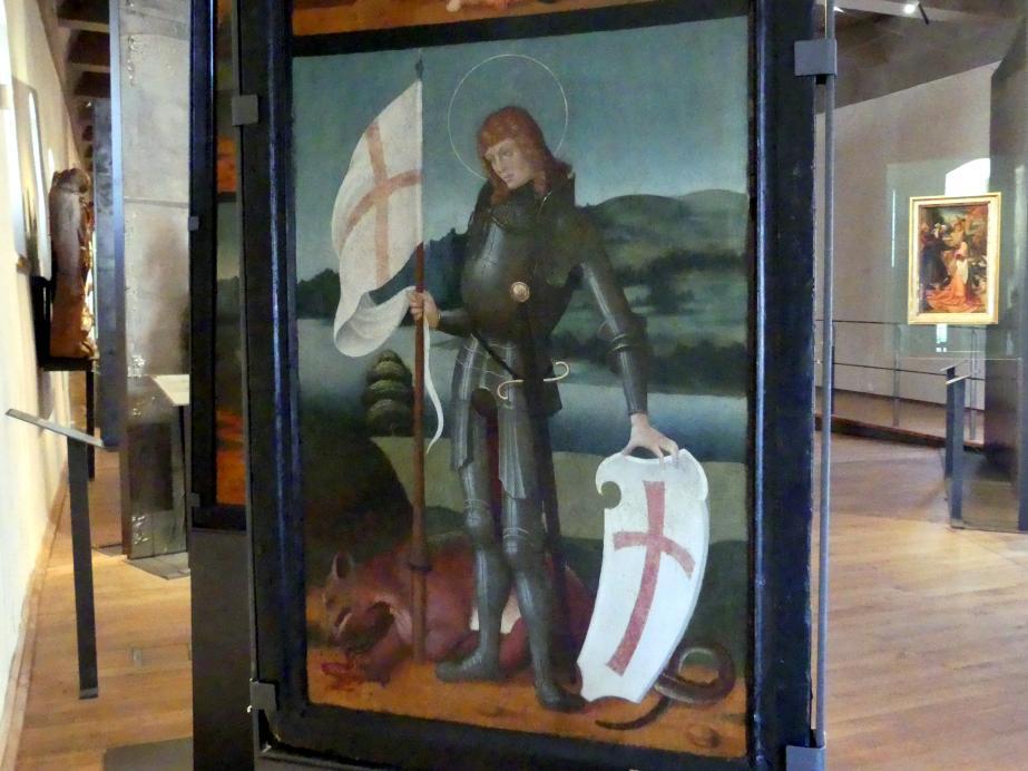 Hl. Georg, um 1510