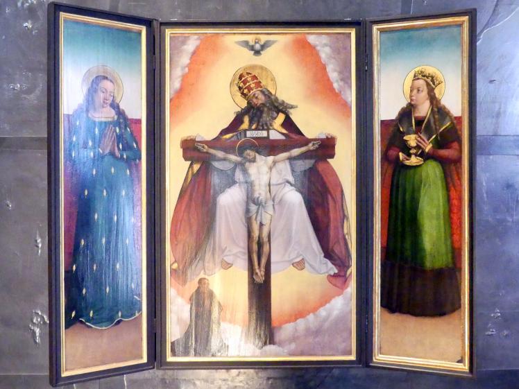Meister des Leitmeritzer Altars: Dreifaltigkeitsaltar, Nach 1510