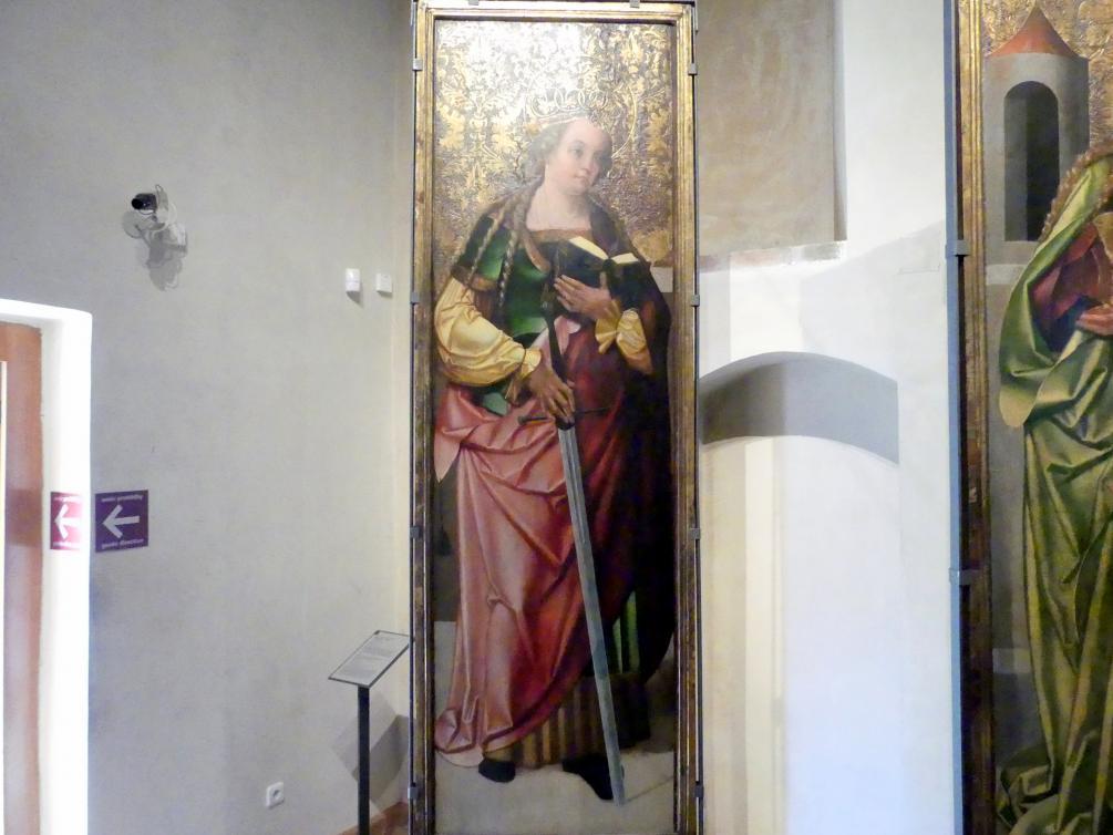 Meister des Leitmeritzer Altars: Tafeln des Teyner Altares, nach 1510
