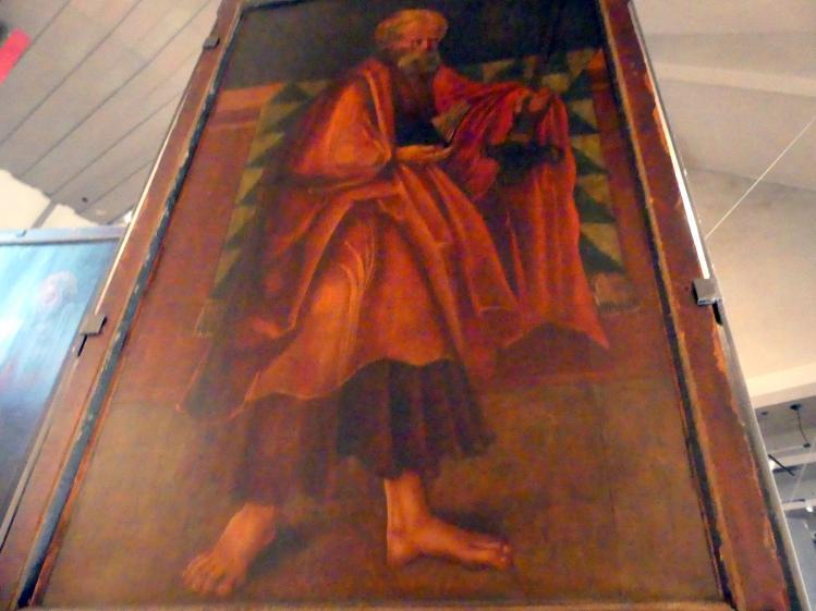 Meister des Leitmeritzer Altars: Tafeln des Teyner Altares, nach 1510, Bild 2/4