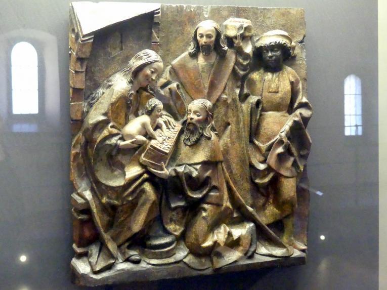 Peter Breuer: Anbetung der Könige, um 1520