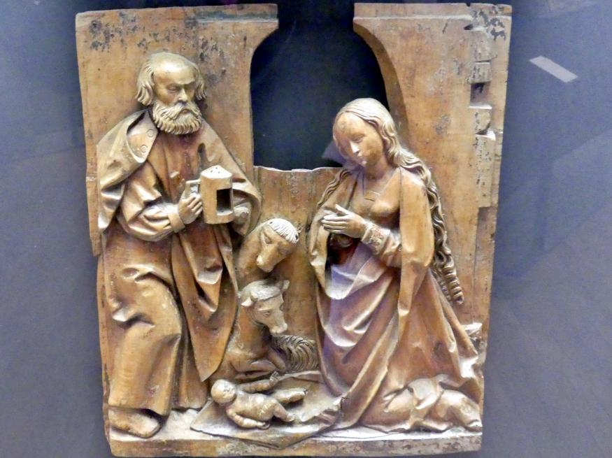 Meister der Teyner Verkündigung: Christi Geburt, Um 1510