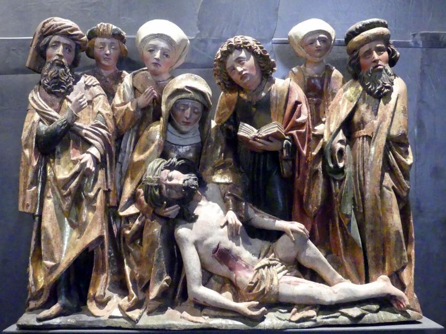 Beweinung Christi, um 1500