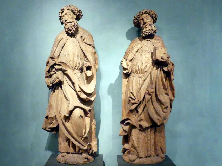 Apostel Petrus und Bartholomäus, um 1510 - 1515