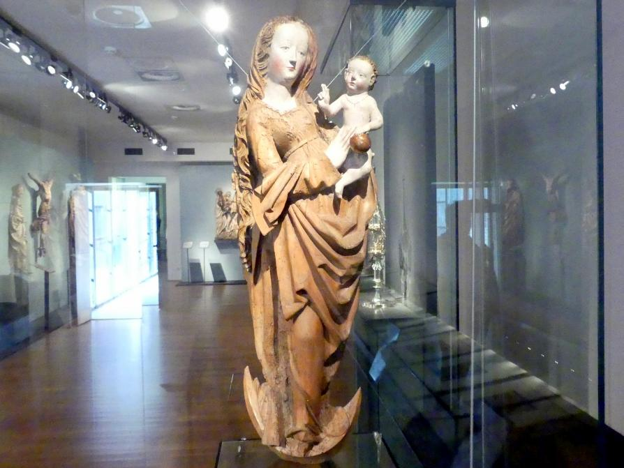 Mondsichelmadonna, Um 1500