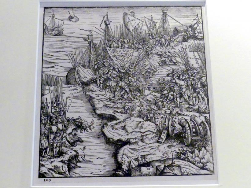 Hans Burgkmair der Ältere: Weißkunig, 1515