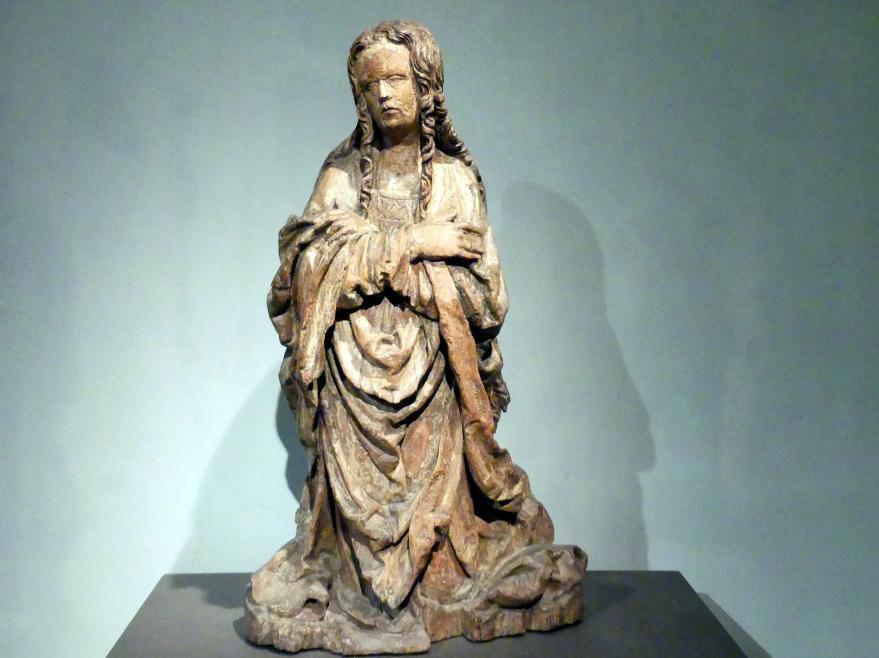 Monogrammist I.P.: Kniende Jungfrau Maria, nach 1521