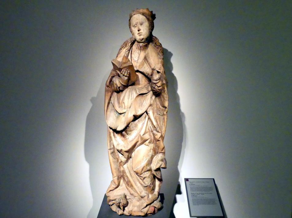 Meister des St.-Justus-Altares in Eger (Umkreis): Heilige Margarete, Um 1520 - 1530