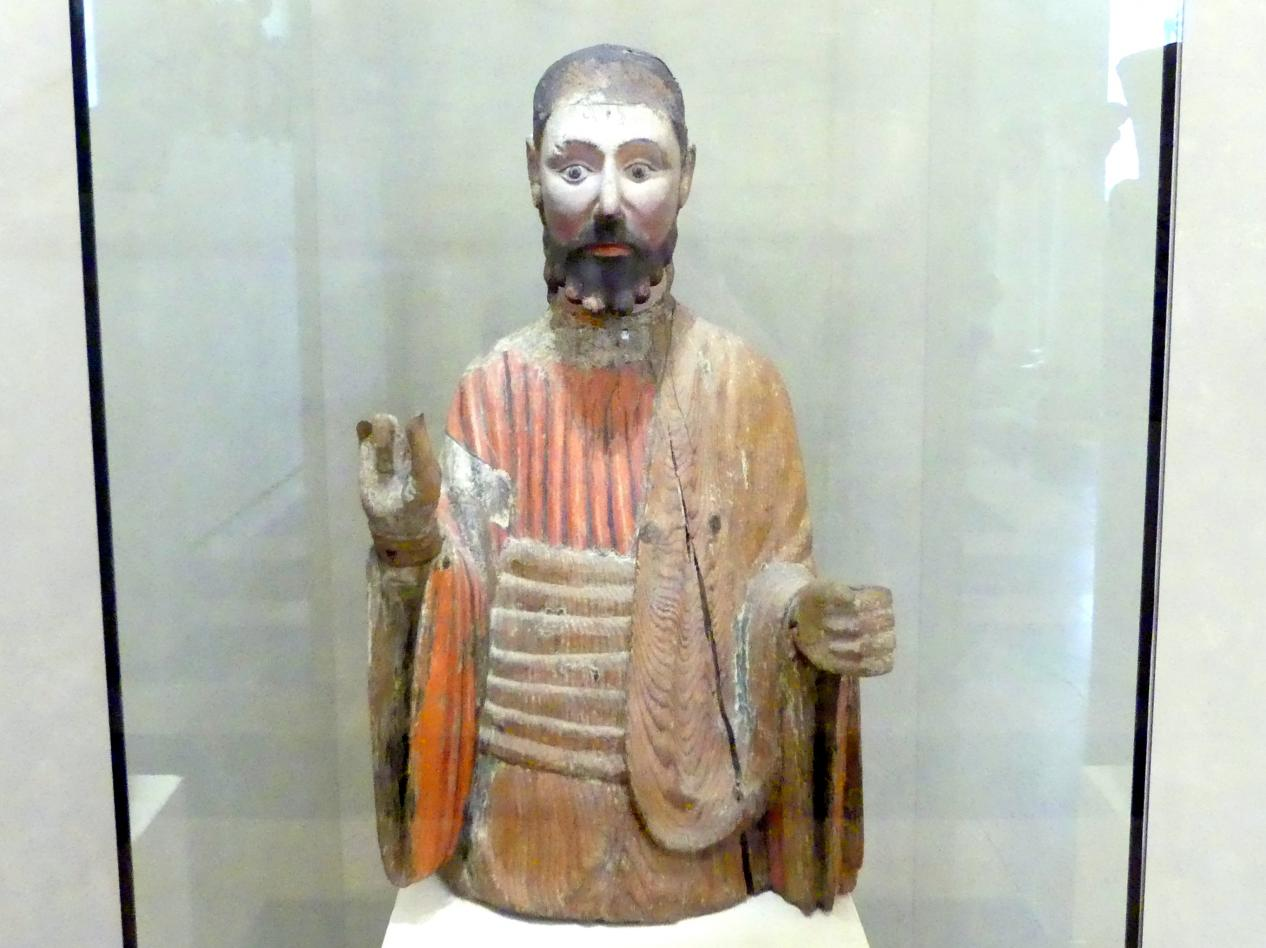 Segnender Christus, 1200 - 1230