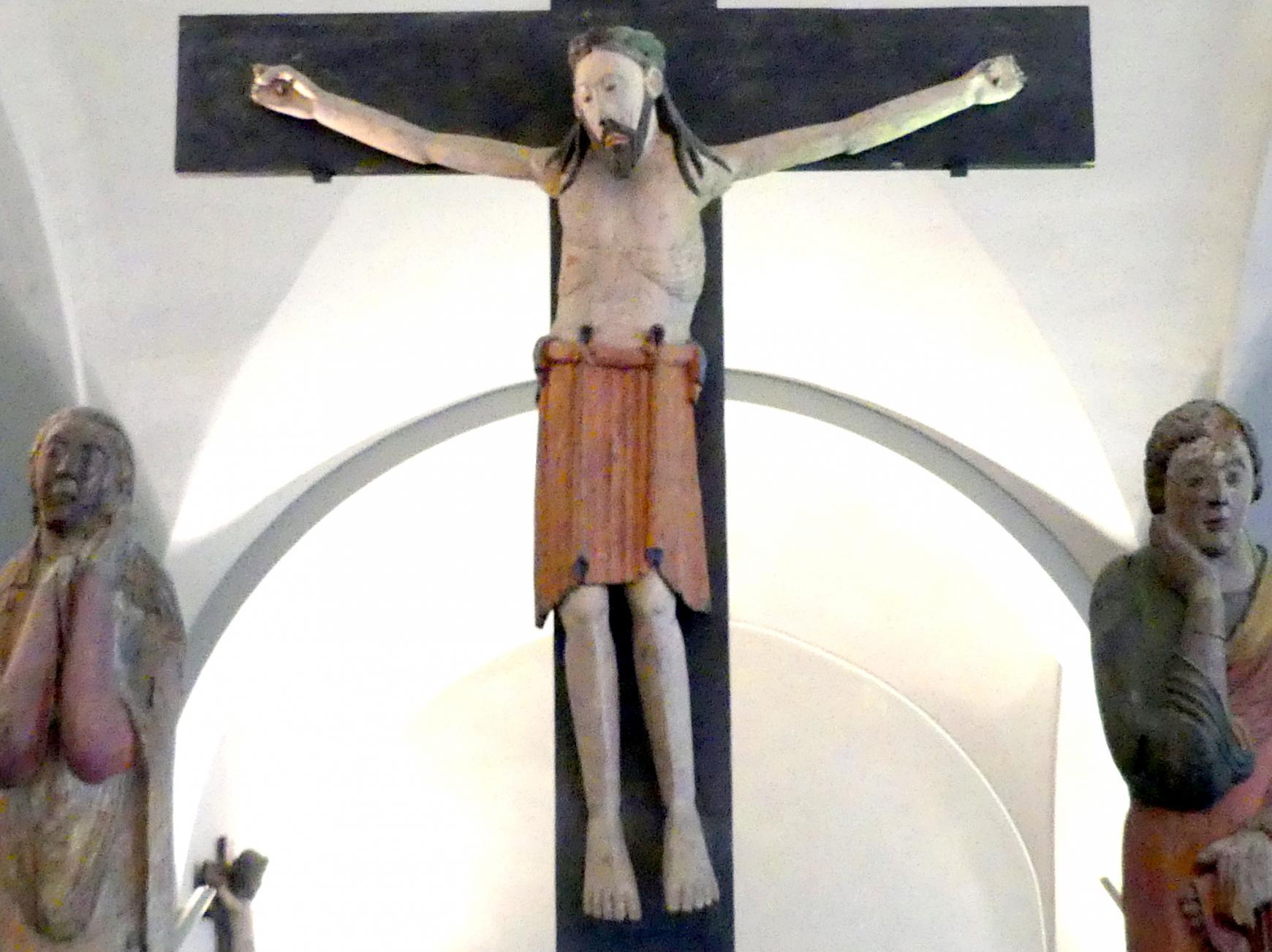 Kruzifixus, Um 1150 - 1170