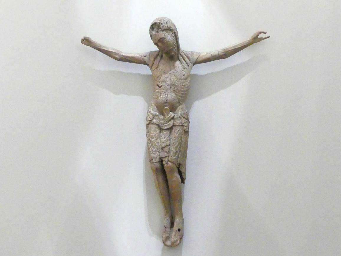 Kruzifixus, Um 1160 - 1170