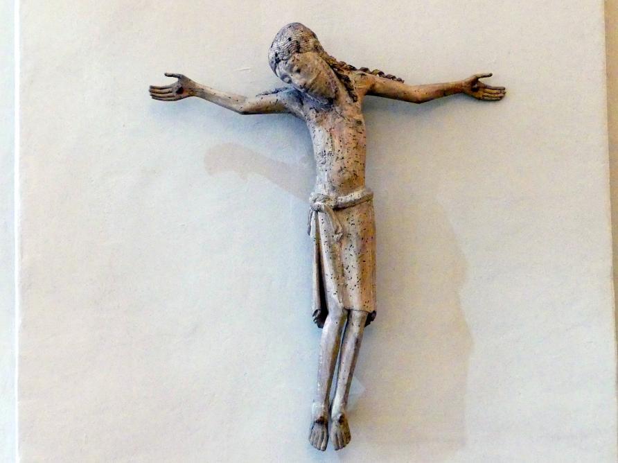Kruzifixus, Um 1100 - 1120