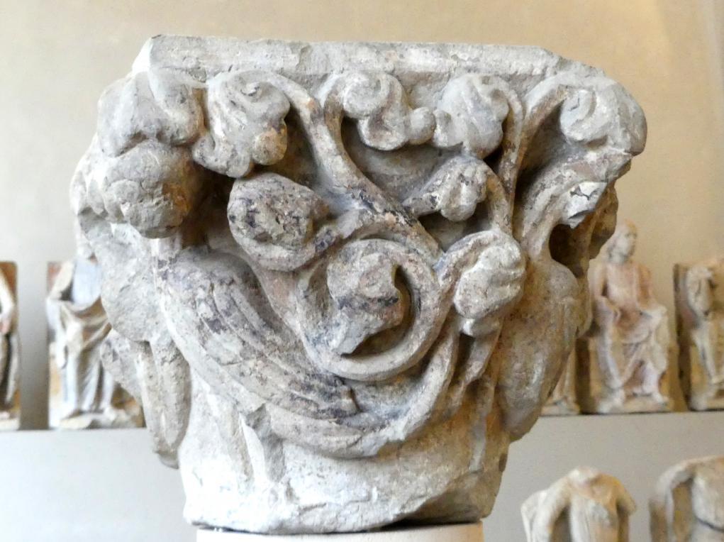 Blockkapitell, um 1180, Bild 2/3