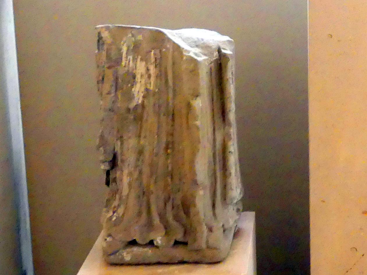 Unterkörper der Synagoge oder Ekklesia, Um 1250