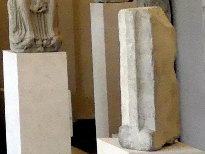 Stück einer Säule, Um 1250