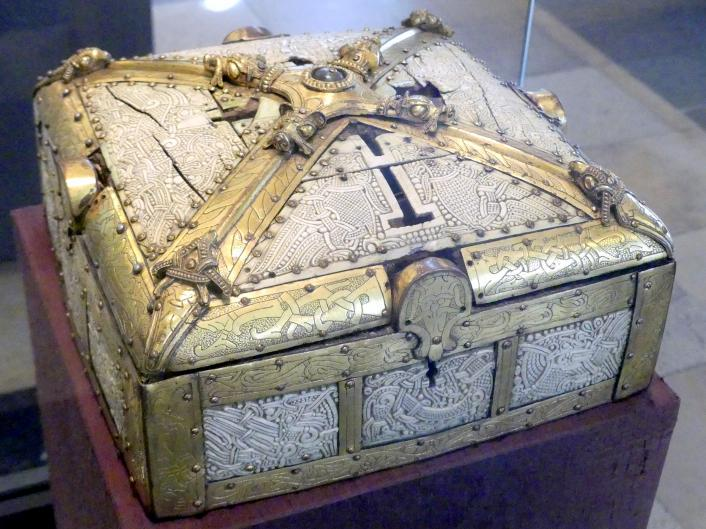 Sog. Kasten der heiligen Kunigunde, Um 1000