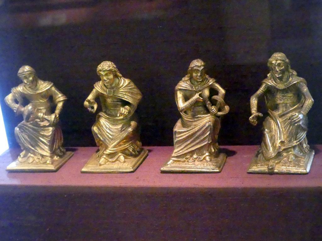 Die vier Elemente, Um 1180