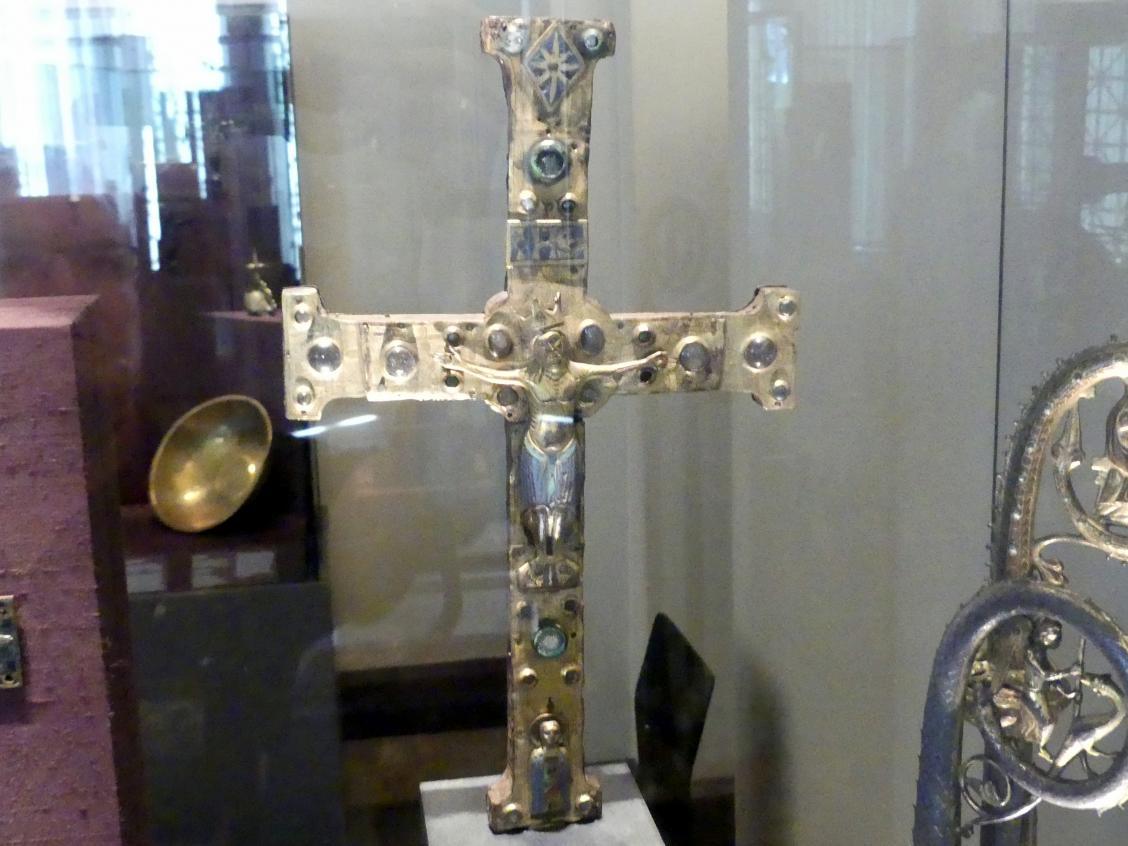 Altar-Kreuz, 2. Hälfte 13. Jhd.