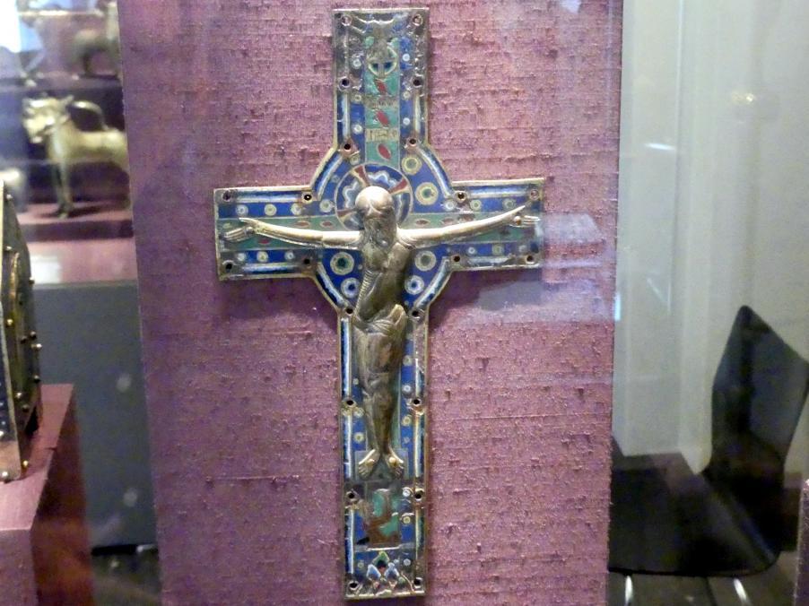 Vorderseite eines Kreuzes, Um 1220