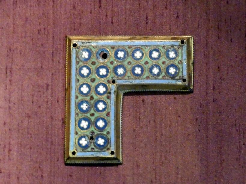 Zierplatten von Reliquien-Schreinen, um 1180 - 1190, Bild 2/5
