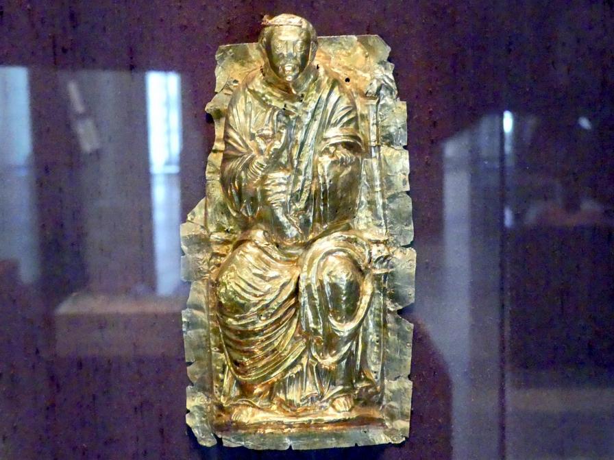 Thronender Christus, 2. Hälfte 11. Jhd.