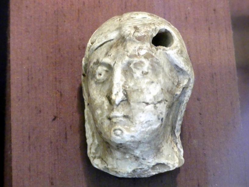 Kopf der Erzengels Raphael, Um 1019