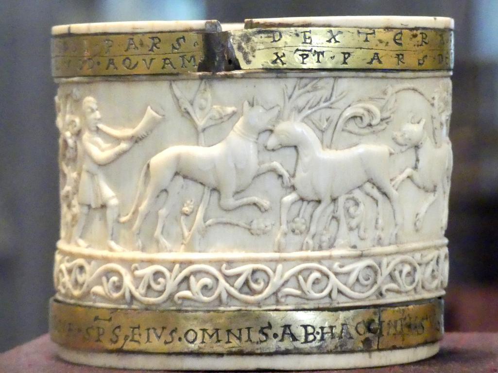 Pyxis, 1100 - 1130