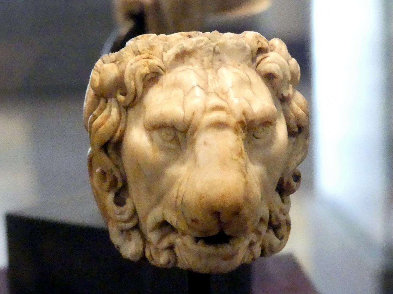 Löwenkopf, 2. Hälfte 13. Jhd.