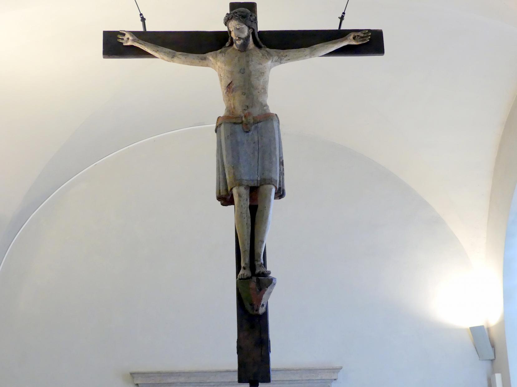 Kruzifix, Um 1240 - 1250