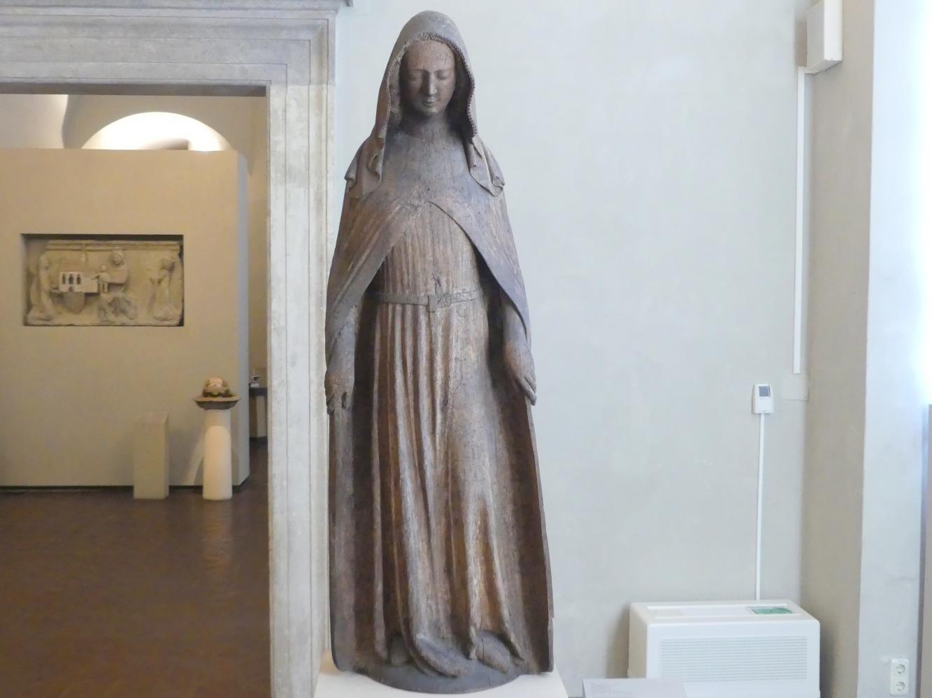 Maria von einer Verkündigungsgruppe, um 1300