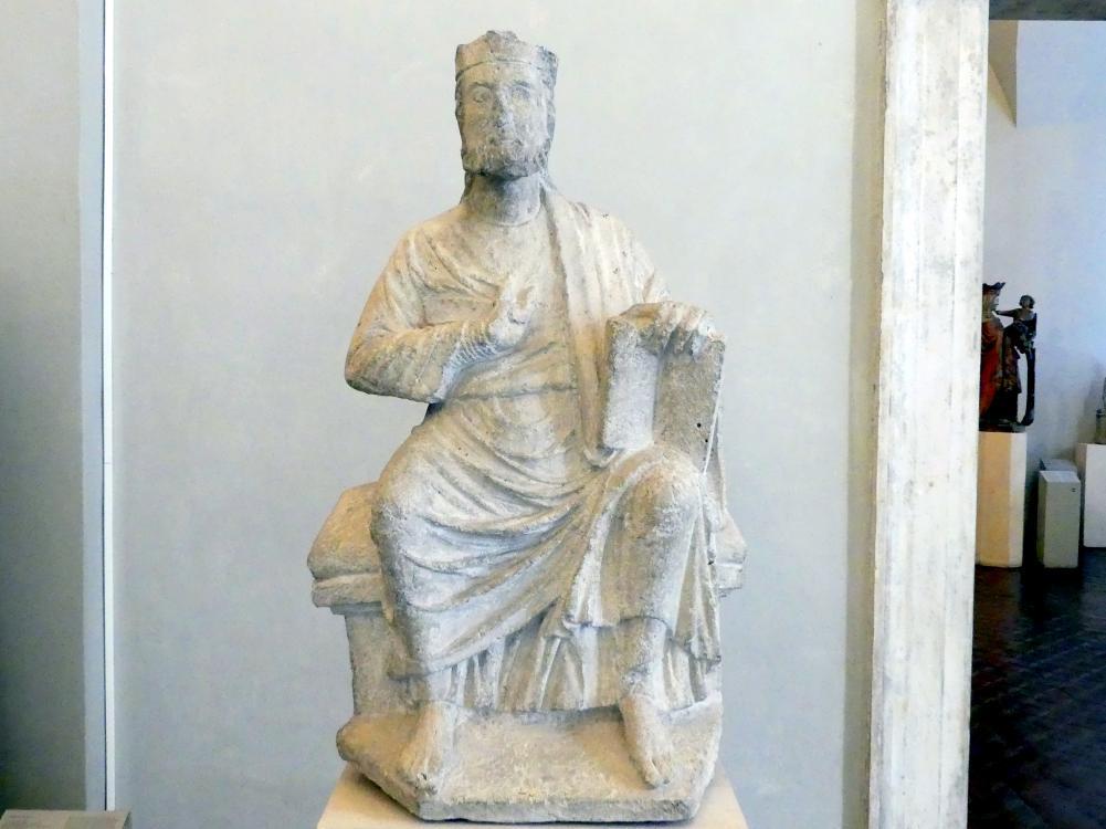 Thronender Christus, Um 1230