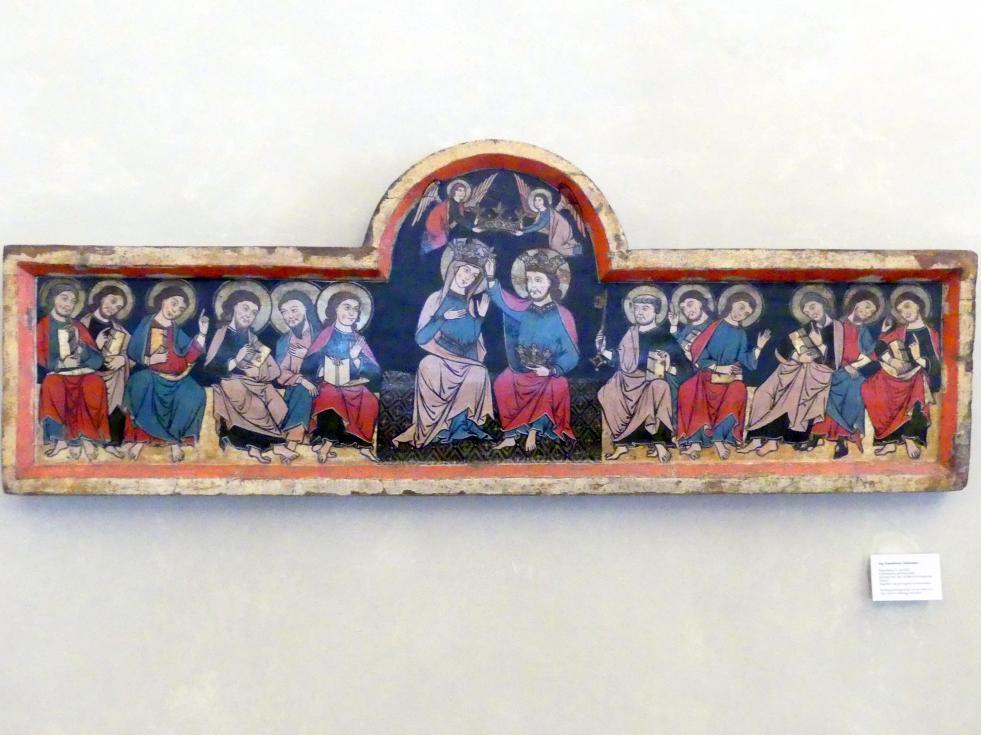 Sog. Rosenheimer Altaraufsatz, Um 1270