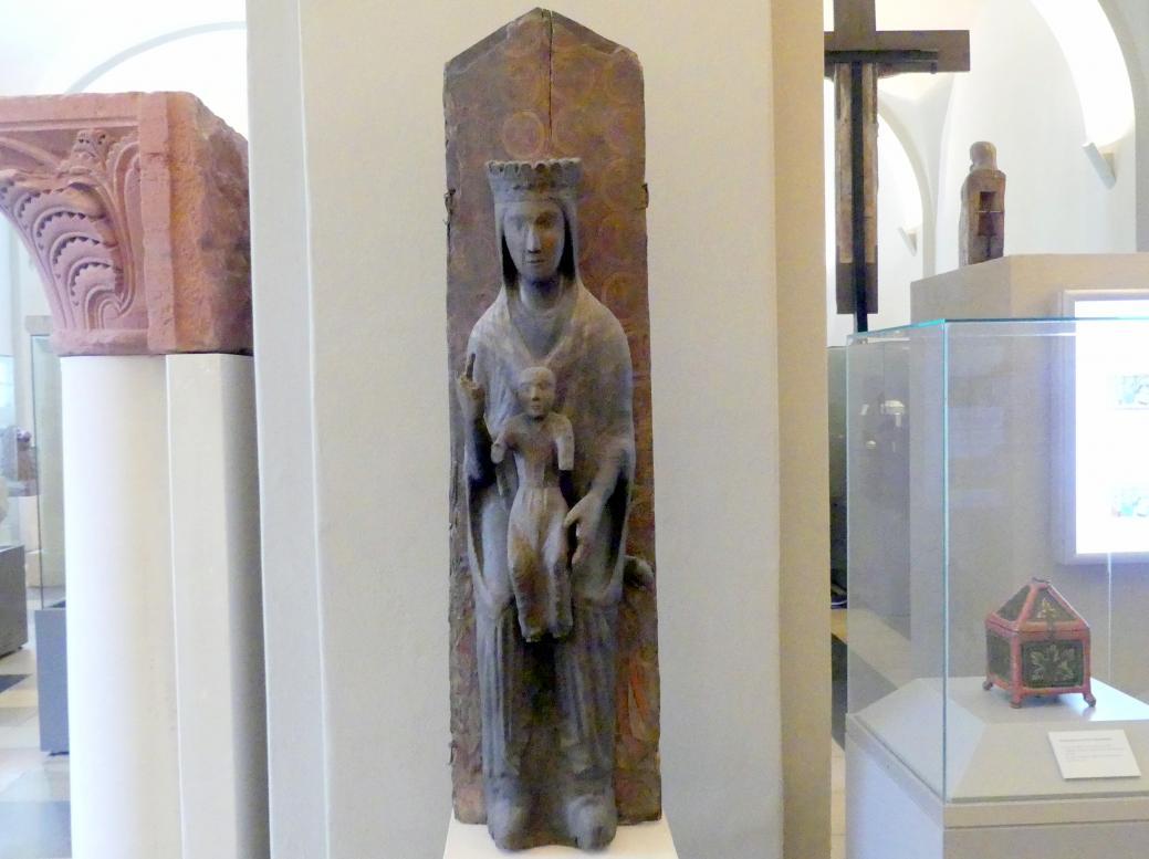 Madonna mit Kind, 1200 - 1230