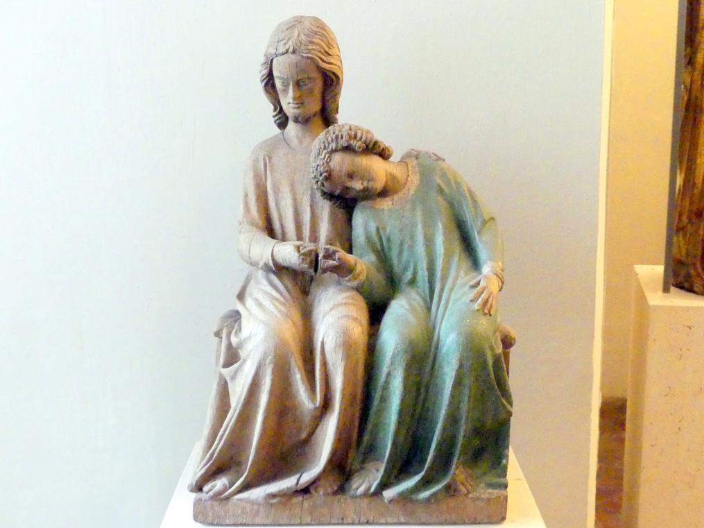 Christus-Johannes-Gruppe, Beginn 14. Jhd.