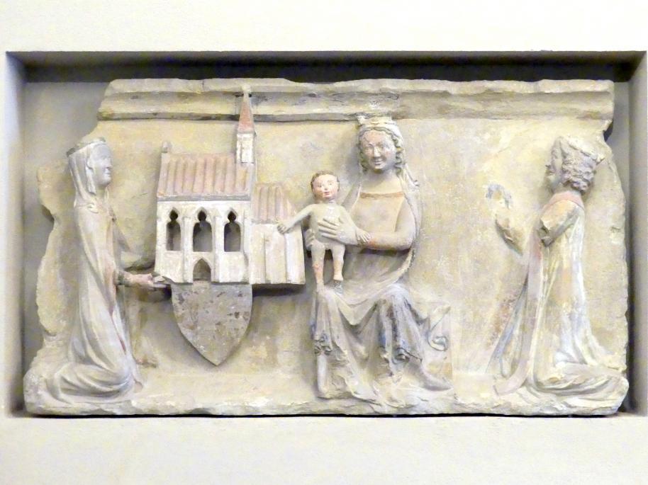 Stifterrelief, 1324