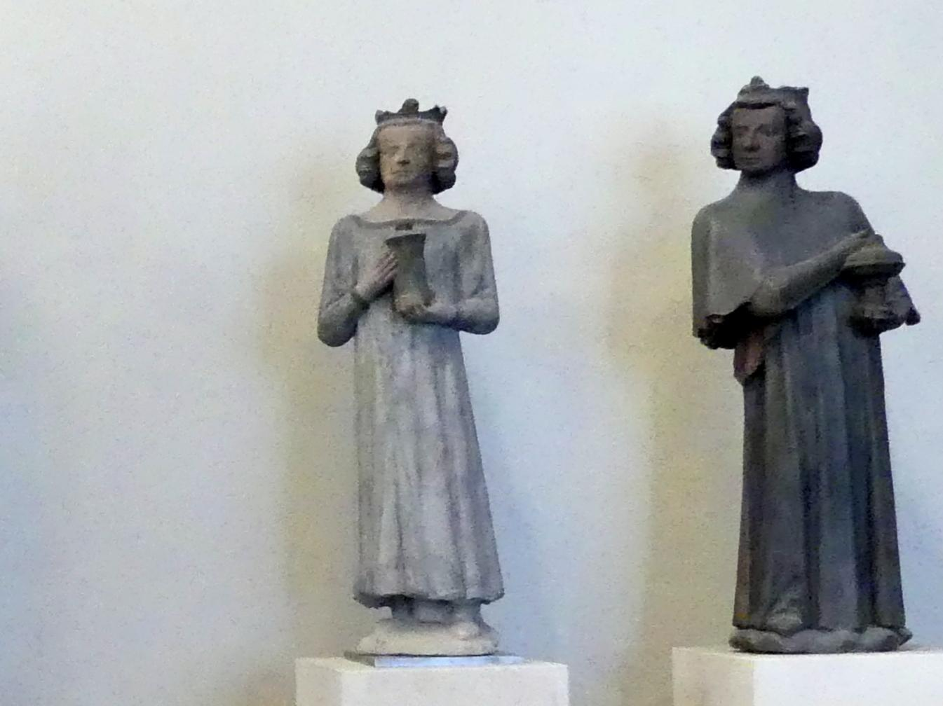 Zwei Könige, 1324