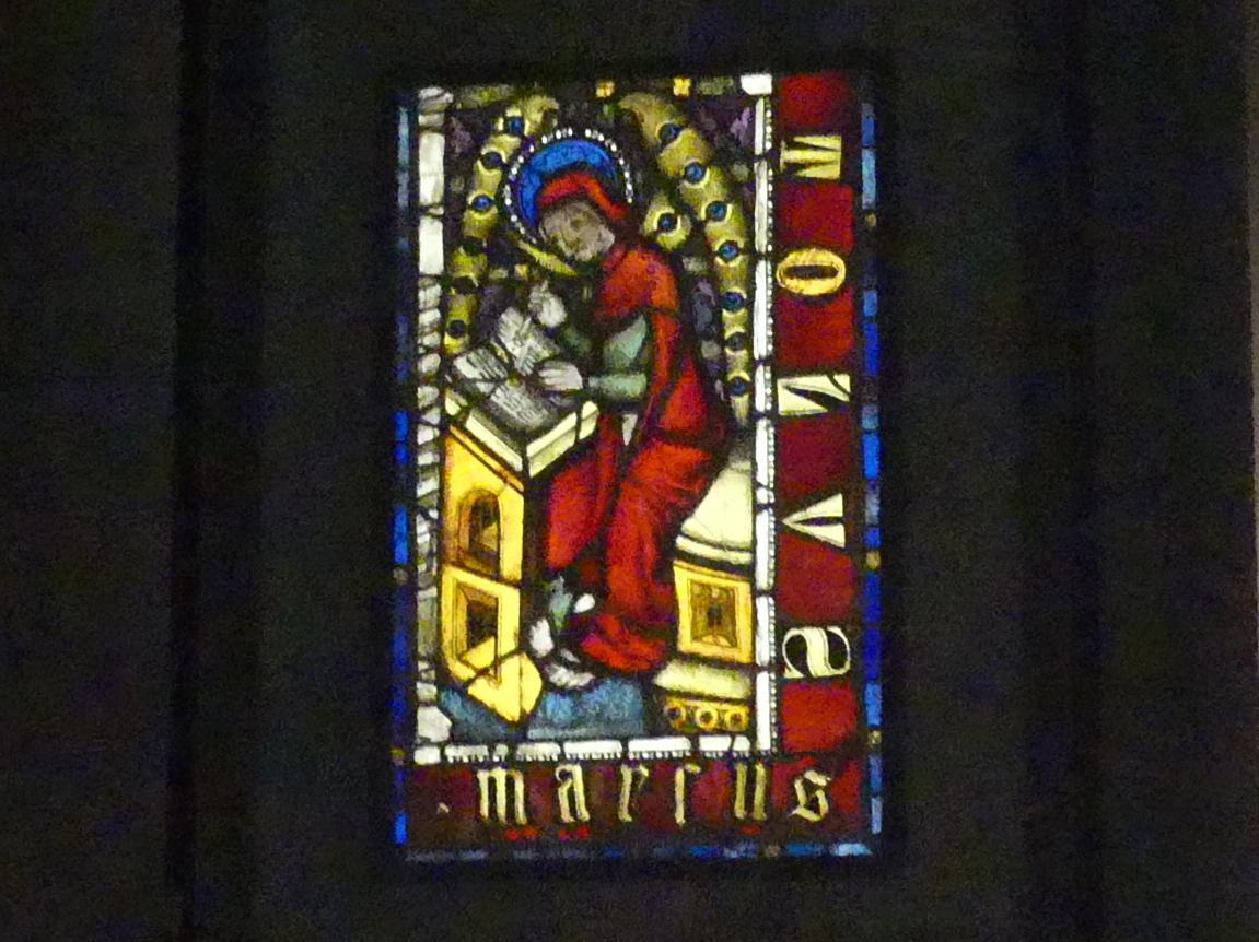 Heiliger Markus aus dem Dom in Erfurt, um 1380
