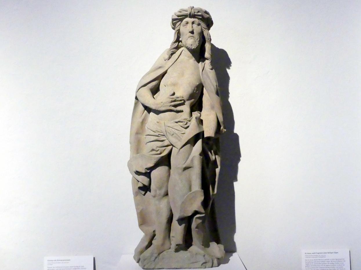 Tilman Riemenschneider: Christus als Schmerzensmann, Um 1500 - 1510