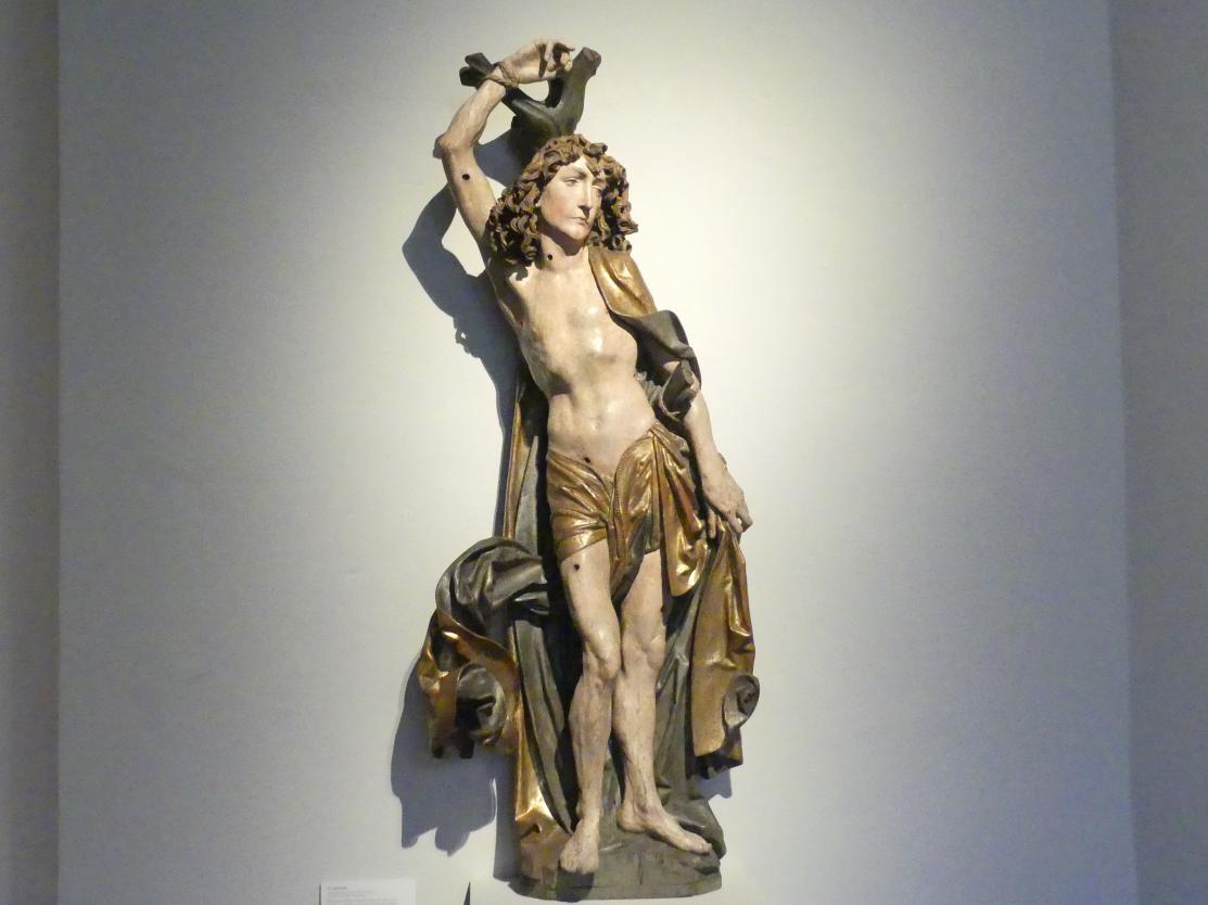 Tilman Riemenschneider: Hl. Sebastian, Um 1505