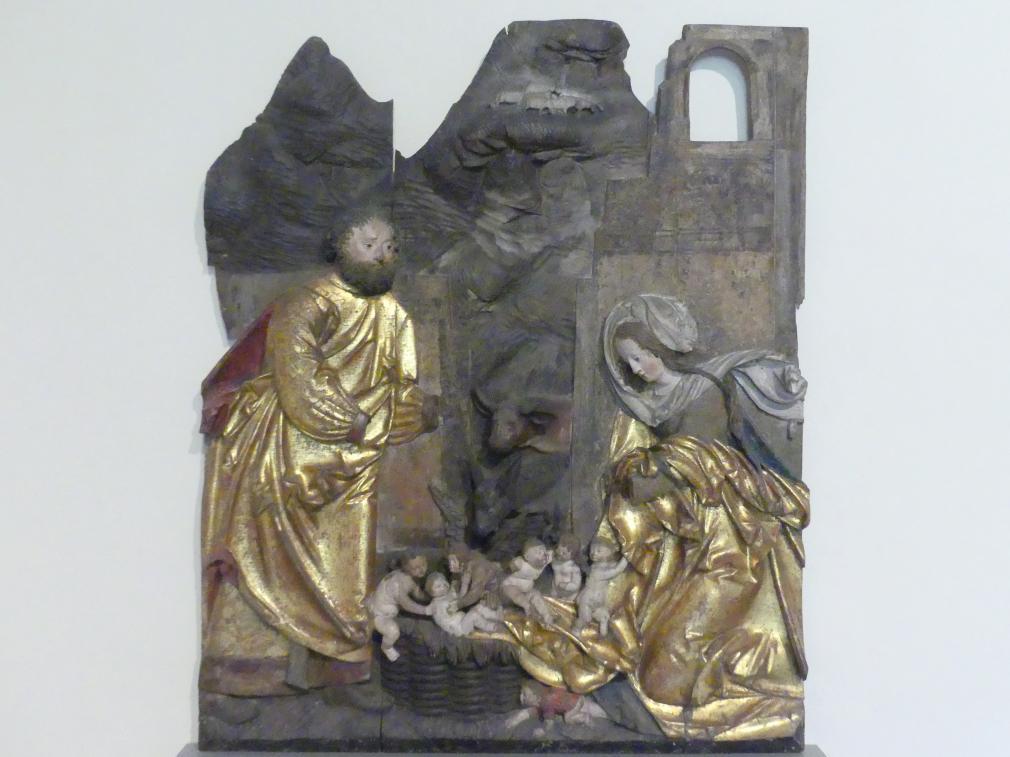 Jörg Lederer: Geburt Christi, Um 1510 - 1520