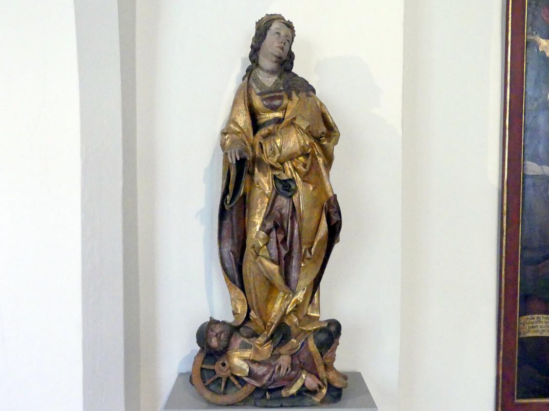 Hans Witten (Meister H. W.): Hl. Katharina, Um 1515
