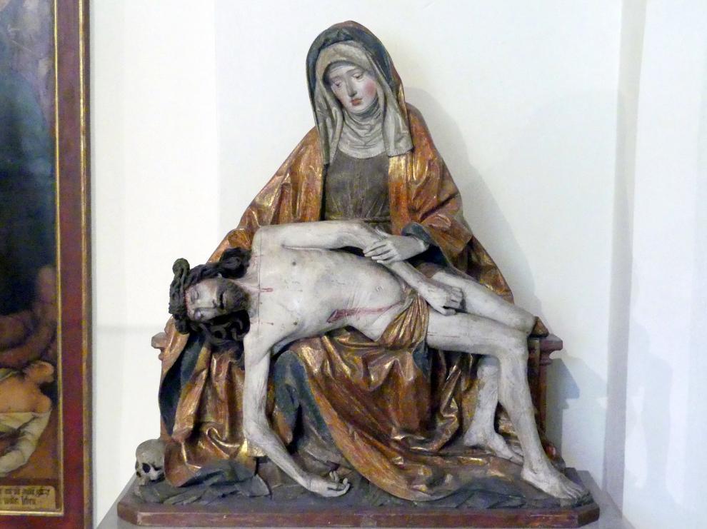 Vesperbild, Um 1500