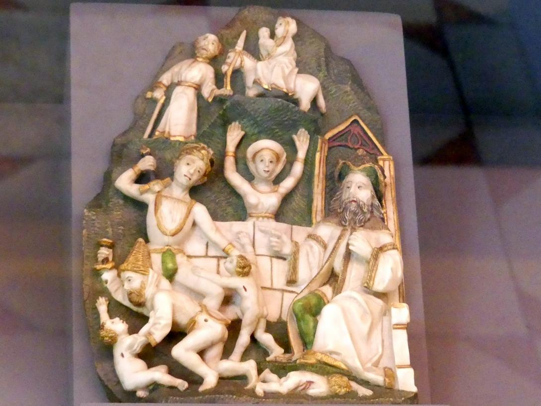 Bethlehemitischer Kindermord, Um 1480