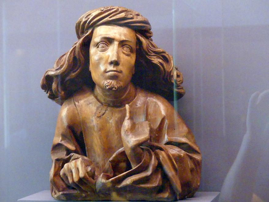 Jörg Syrlin der Ältere: Prophet, Um 1470