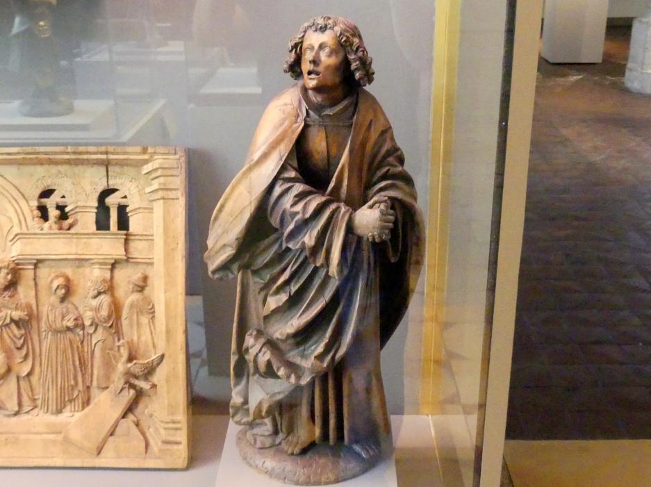 Jörg Lederer: Hl. Johannes, um 1520 - 1525