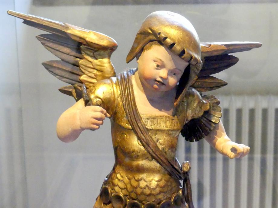 Hans Schwarz: Engel vom Ingolstädter Altar, Nach 1520