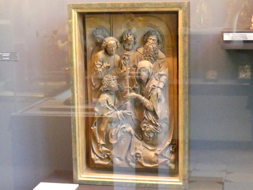 Veit Stoß: Marientod, Nach 1523