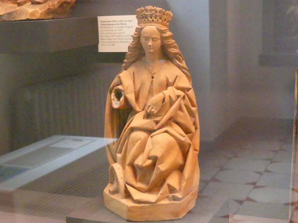 Hl. Katharina, Um 1470 - 1490