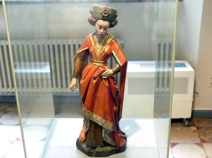 Bildnis einer Fürstin, Um 1455 - 1460